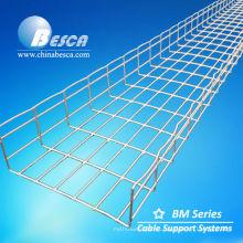 Bandeja de cable de la malla de alambre 300X50 con CE / UL / SGS hecho en China