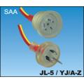 PVC-australische SAA-Netzkabel