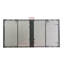 Stromverbrauch leichter transparenter Fenster-LED-Bildschirm
