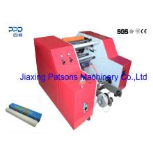 High Quality Coreless Baking Paper Rewinder Machine