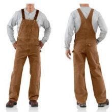 Pyrovatex CP flame retardant fabric for Bib pants