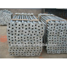 Iron steel pipe support length 2.2-3.9m for sale