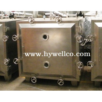 Granule Square Vacuum Dryer