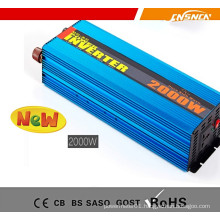 12V 220V Full Power 2000W Peak Power 4000W Pure Sine Wave Inverter