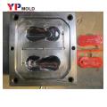 New design plastic injection molded toilet brush plastic mould manufacturer
