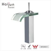 Haijun 2017 Precio bajo 0.1 ~ 1.6MPa solo grifo del fregadero de la pileta del cuarto de baño del agujero