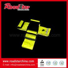 Construction reflective waist belt for working