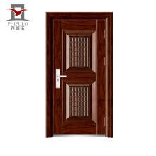 Puertas de hierro de venta caliente de alta calidad de bajo precio exterior