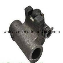 Pièce de rechange automatique de bâti de précision d'acier inoxydable (pièces d'usinage)