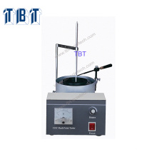 TBT-267 with Electric Furnace COC Open Cup Flash Point Tester with best price