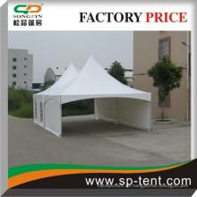 6x12m Outdoor Garten Hochzeitsfest Zelt mit Aluminiumrahmen und PVC Stoff in China hergestellt