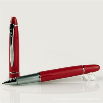 Новый дизайн DIY металл и Дерево Ручка шариковая ручка