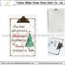 Presse-papiers personnalisé pour cadeau de Noël
