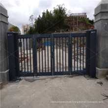 Gardens factories underground garages aluminium automatic sliding gate