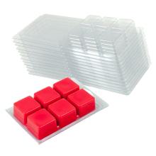 Пластиковая коробка для форм для расплава воска с 6 полостями
