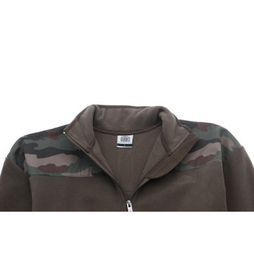 Herren Winter Polar Fleece Jacke