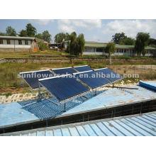 Collecteur solaire de nouvelle tuyauterie de chaleur 2014 pour l'utilisation du projet