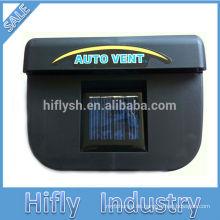 HF-600 tragbarer Autofan Auto-kühler solarbetriebener Fan / Solarauto-Fan / angetriebener Selbstkühlvorrichtung IP4-094