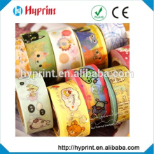 manufacturer supplying HY washi paper printed lovely tape