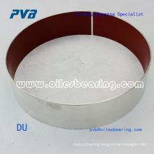 304 stainless steel composite bushing,Teflon linear bearing