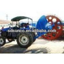 Machine de billonnage multifonctionnelle de fossé pour la machine de billonnage multifonctionnelle de fossé de tracteur pour le tracteur: