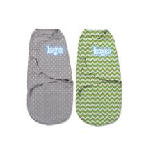 neues Produkt Baby Swaddle Decke Säugling Swaddle verstellbare Musselin