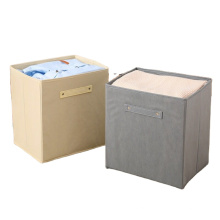 Hot sales eco- friendly foldable double layer cute tool toy storage box