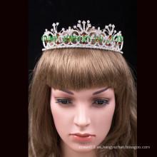 Corona principal headwear de la tiara del desfile caliente de la venta