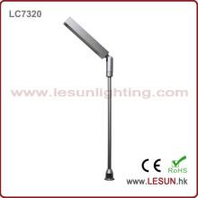Серебро/черный 2ВТ 12В LED освещение витрины для ювелирных магазинов LC7320