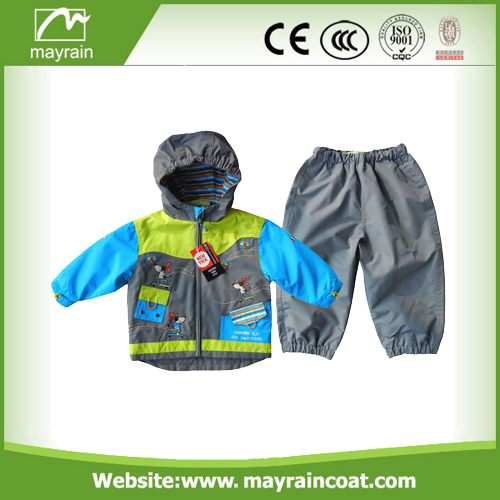 Children Raincoats Rainsuits