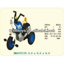 Crianças pedal carro