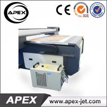 Impresora digital de cama plana UV de gran formato de Microtec