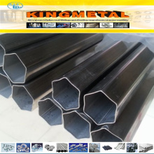 ASTM A312 304/316/321/317 Welded Stainless Steel Hexagonal Pipe