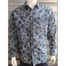 Customized Printed Pattern Okinawa Style Men's Shirts