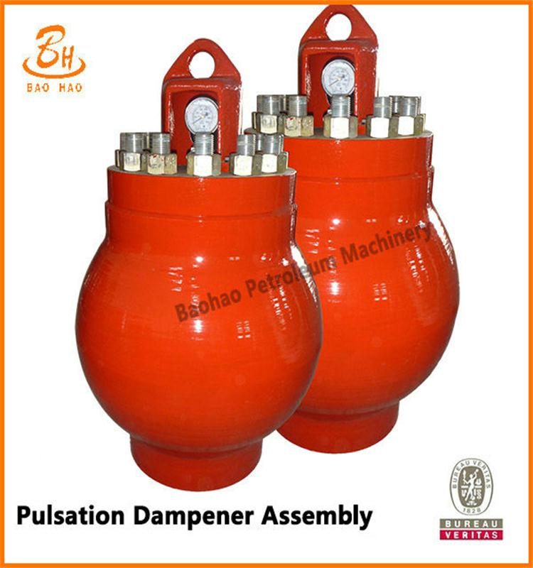 Pulsation Dampener Assembly