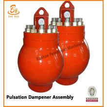 KB45 MudPump Pulsation Dampener Assembly
