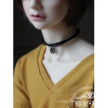 Collier / tour de cou BJD 70cm 1/3 pour poupée 70cm / SD / MSD