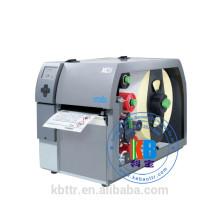 Cab barcode thermal transfer printing two tone color printer