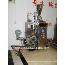 Máquina de embalaje del té de la flor con el sello lateral cuatro / tres