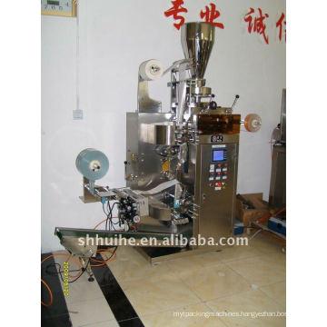 Automatic dual teabag packing machine