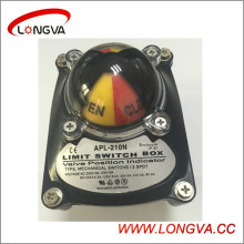 Wenzhou manufacture Apl-210n Limit Switch Box with Bracket