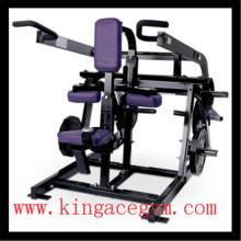 Gym Fitness Fitnessgeräte Kommerziellen Sitz DIP-Maschine