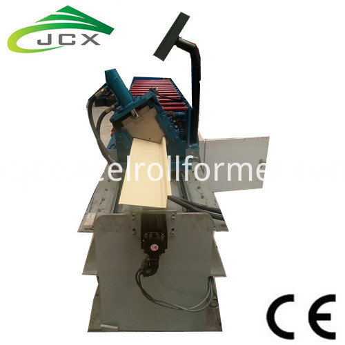 Roof Flashing Machine