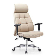 Modern Executive Boss Swivel Leather Ergonomic Office Chair (HF-A1535)