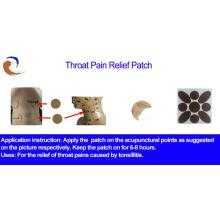 Throat Pain Relief Patch (pengobatan tonsilitis)