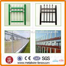 decorative zinc steel guardrail