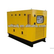 Super quailty 68kw silencioso generador diesel lovol con CE