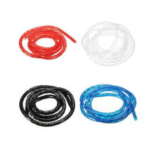 Cable Wiring Band PE Plastic Spiral Wrapping Band