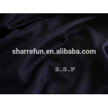 fabrik großhandel woolen 100% reine kaschmir anzug stoff (450g / qm)