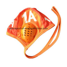 China Manufacturer PBT Material Custom Wp Water Polo Cap for Training (SNWP10)